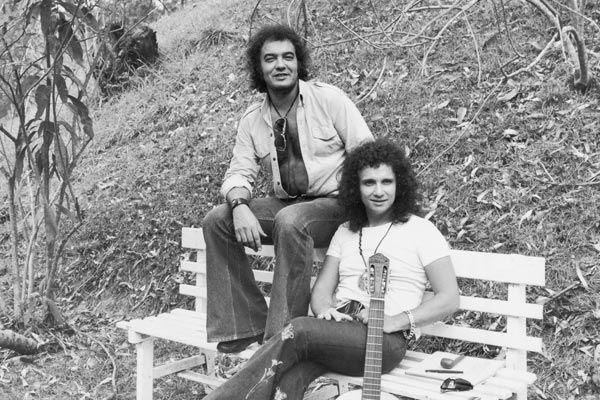 Fotos Roberto Carlos e Erasmo Carlos | Letras de Canciones FM