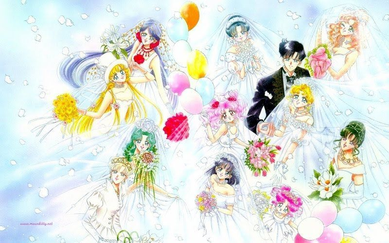 Hyotto suruka mo fall in love sailor moon mega lyrics net for Koi no mega lover