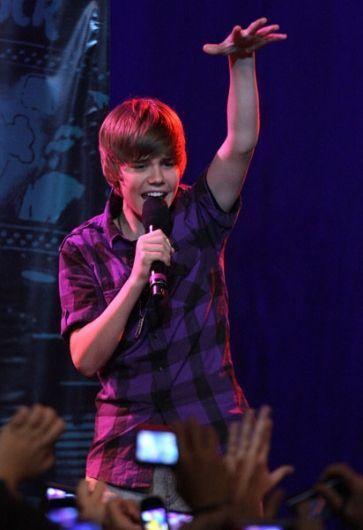 Justin Bieber Believe Letra - Justin Bieber Age Baby
